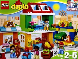 Lego 45 Duplo Zestaw Podstawowy 5509 Klocki Dvdmaxpl