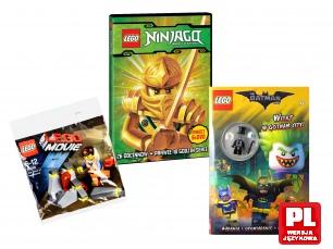 Lego Ninjago Reaktywacja Część 2 Odcinki 5 8 2017 Dvd