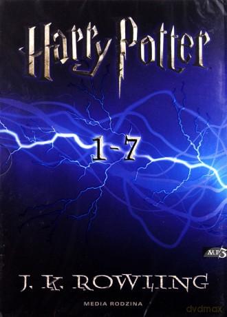 Harry Potter I-VII wydanie specjalne -Joanne K. Rowling