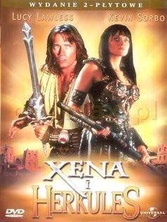 Xena i Hercules: Prometeusz-dzień sądu» (1995) [DVD] • DVDmax pl