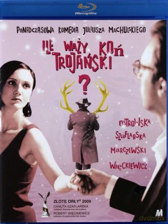 Ile Waży Koń Trojański 2008 Blu Ray Reżyser Juliusz Machulski