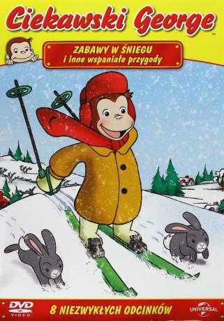 Ciekawski George Zabawy w śniegu (serial)