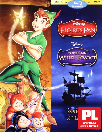 Piotruś Pan / Piotruś Pan Wielki Powrót (Disney)