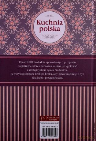 Kuchnia Polska Tylko Sprawdzone Przepisy Tw Elżbieta Adamska