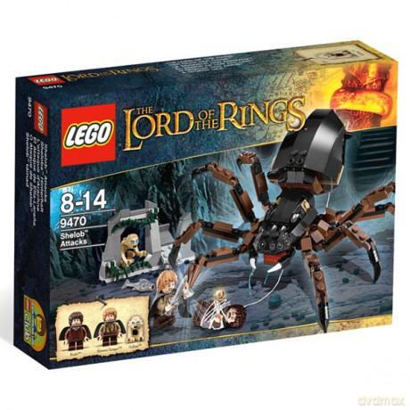 Lego Władca Pierścieni Atak Szeloby 9470 Klocki Dvdmaxpl