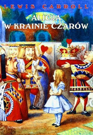 Alicja W Krainie Czarów Lewis Carroll Książka Autor Lewis