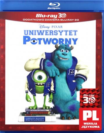 Uniwersytet potworny (Disney)