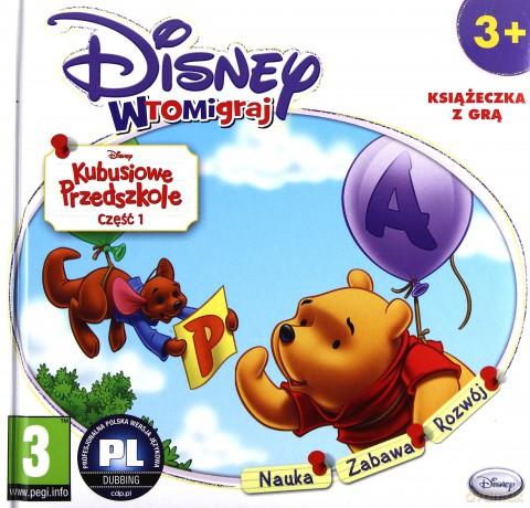 Disney wtomigraj: Kubusiowe Przedszkole - Maluchy (booklet)