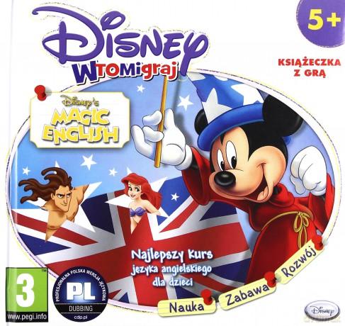 Disney wtomigraj: Magic English (booklet)