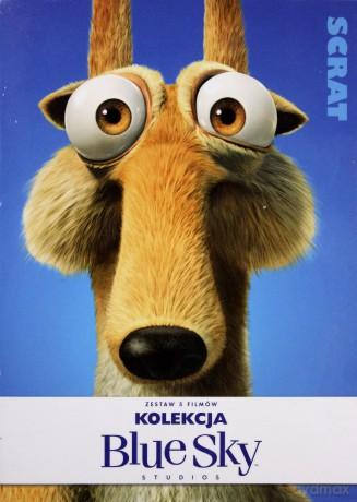 Kolekcja Blue Sky: Tajemnica Zielonego Królestwa / Epoka Lodowcowa 4 / Rio / Horton Słyszy Ktosia / Roboty