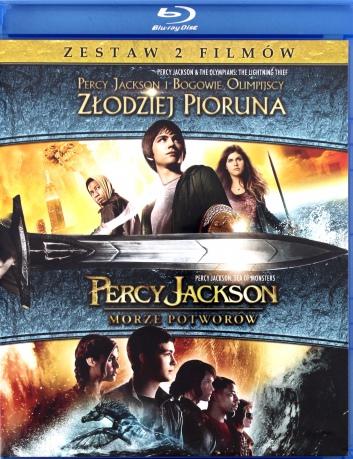 Percy Jackson: Morze potworów / Percy Jackson i Bogowie olimpijscy