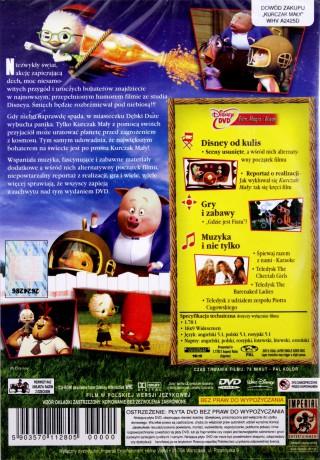 Kurczak Maly Disney 2005 Dvd Rezyser Mark Dindal Dvdmax Pl