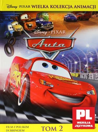 Auta (Disney) (booklet)