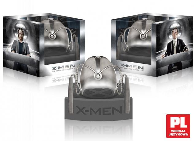 X-Men: Cerebro Collection Helmet Edition
