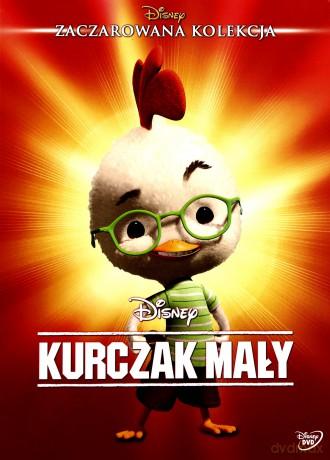 Kurczak Maly Disney Zaczarowana Kolekcja Dvd Dvdmax Pl