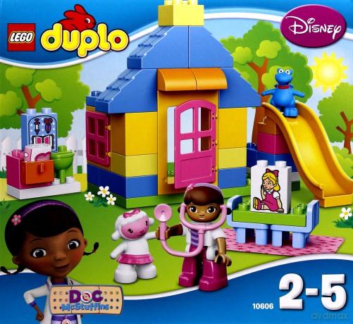Lego Duplo Klinika Dla Pluszaków 10606 Klocki Dvdmaxpl