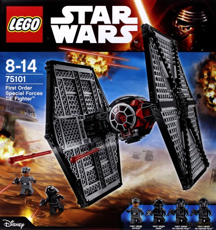 LEGO Gwiezdne Wojny First Order Special Forces (Star Wars) (75101)