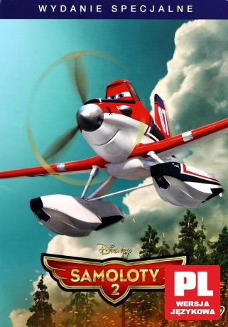 Samoloty 2 (Edycja Specjalna z Naklejkami)