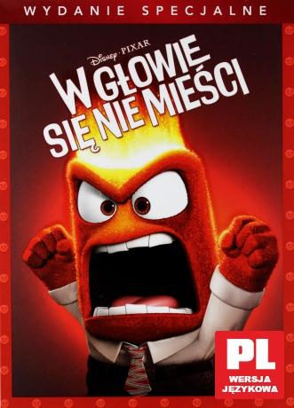 W Głowie Się Nie Mieści (Wydanie Specjalne z Plakatem - Gniew)