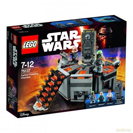 LEGO Star Wars Komora do zamrażania w karbonicie (75137)