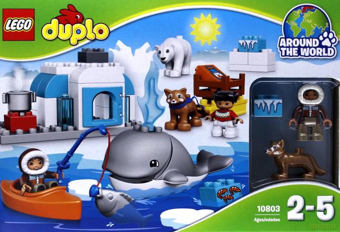 Lego Duplo Arktyka 10803 Klocki Dvdmaxpl