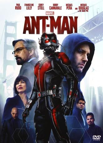 Ant-Man (Wydanie Specjalne z Plakatem)