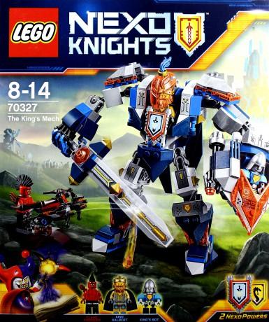 LEGO Nexo Nights Królewski mech (70327)
