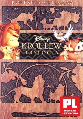 Król Lew Trylogia  (Disney)