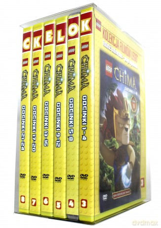 Lego Chima odcinki 1-24