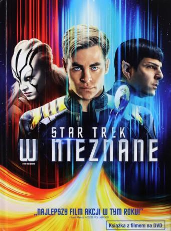 Star Trek: W Nieznane (booklet)