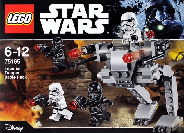 Lego STAR WARS Imperial Trooper (Gwiezdne Wojny) (75165)