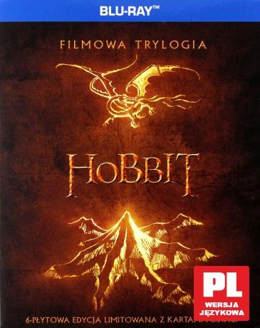Hobbit: Trylogia Edycja Kolekcjonerska z Kartami Postaci