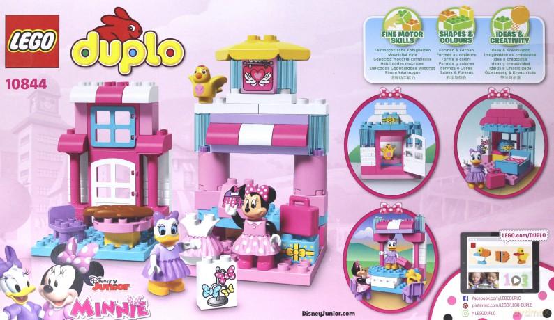 Lego Duplo Butik Minnie 10844 Klocki Dvdmaxpl