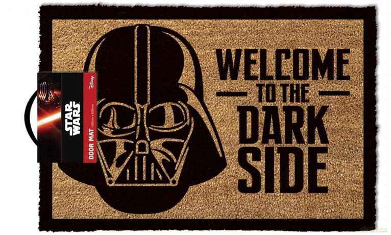 Star Wars: Welcome To The Darkside Wycieraczka (Gwiezdne Wojny) (400mm x 600mm)