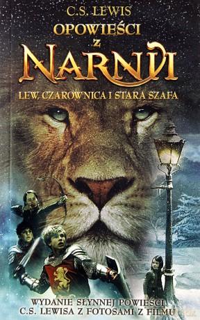 Opowieści z Narnii: Lew, Czarownica i Stara Szafa - C. S. Lewis (zdjęcia z filmu)