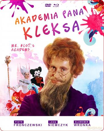 Akademia Pana Kleksa (Digitally Restored) (steelbook)