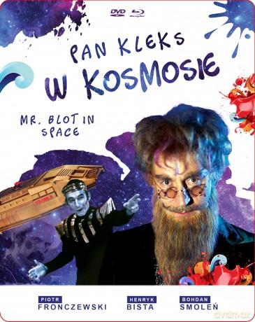 Pan Kleks w kosmosie (Digitally Restored) (steelbook)