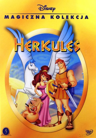Herkules (Magiczna Kolekcja) (Disney)