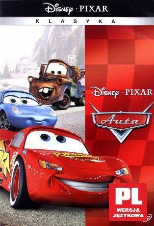 Auta (Kolekcja Klasyki Pixara) (Disney)