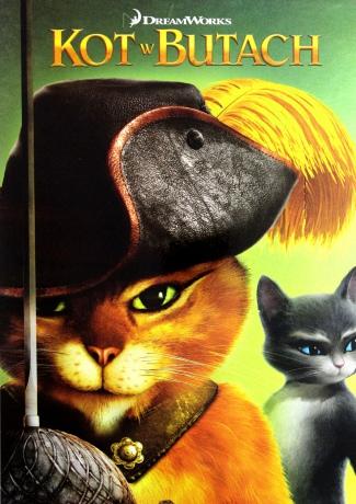 Kot W Butach 2011 Dvd Reżyser Chris Miller Dvdmaxpl