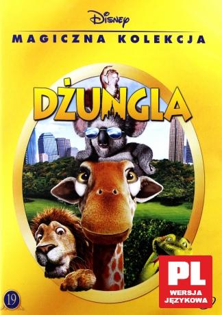 Dżungla (Magiczna Kolekcja) (Disney)