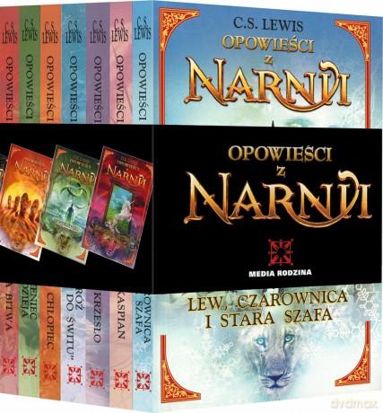 Opowieści z Narnii - C.S. Lewis Pakiet
