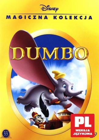 Dumbo (Magiczna Kolekcja) (Disney)